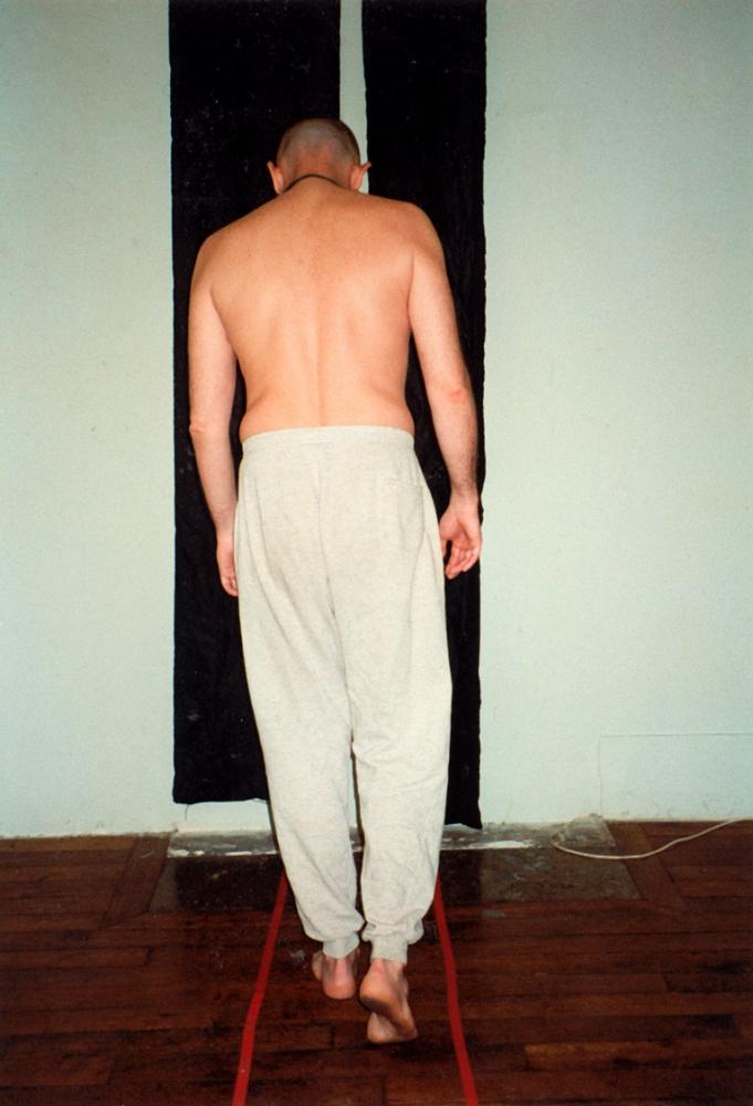 Deux lignes noires - 1995