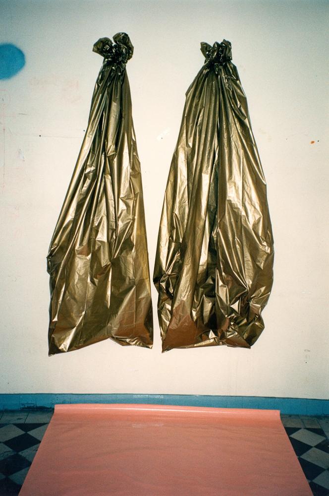 Installation sac or