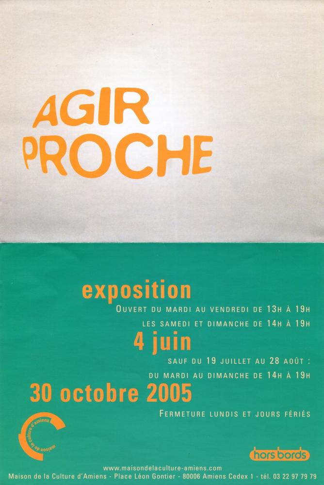 Agir Proche (2)