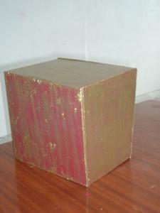 Cube cassé - 2010 (2)