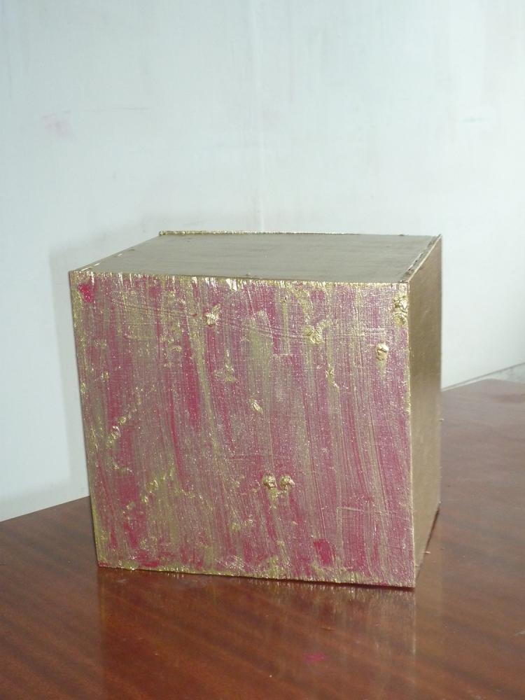 Cube cassé - 2010 (3)