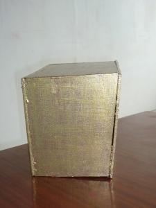 Cube cassé - 2010 (1)