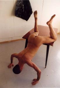 Homme actif - 2002
