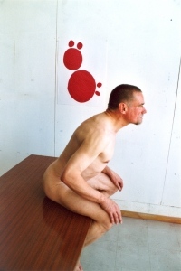 Homme assis - 2008