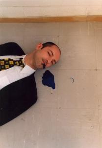 Jeune homme politique n°2 - 2003