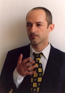 Jeune homme politique n°1 - 2003
