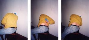 Jeux avec deux balles bleues - 1997
