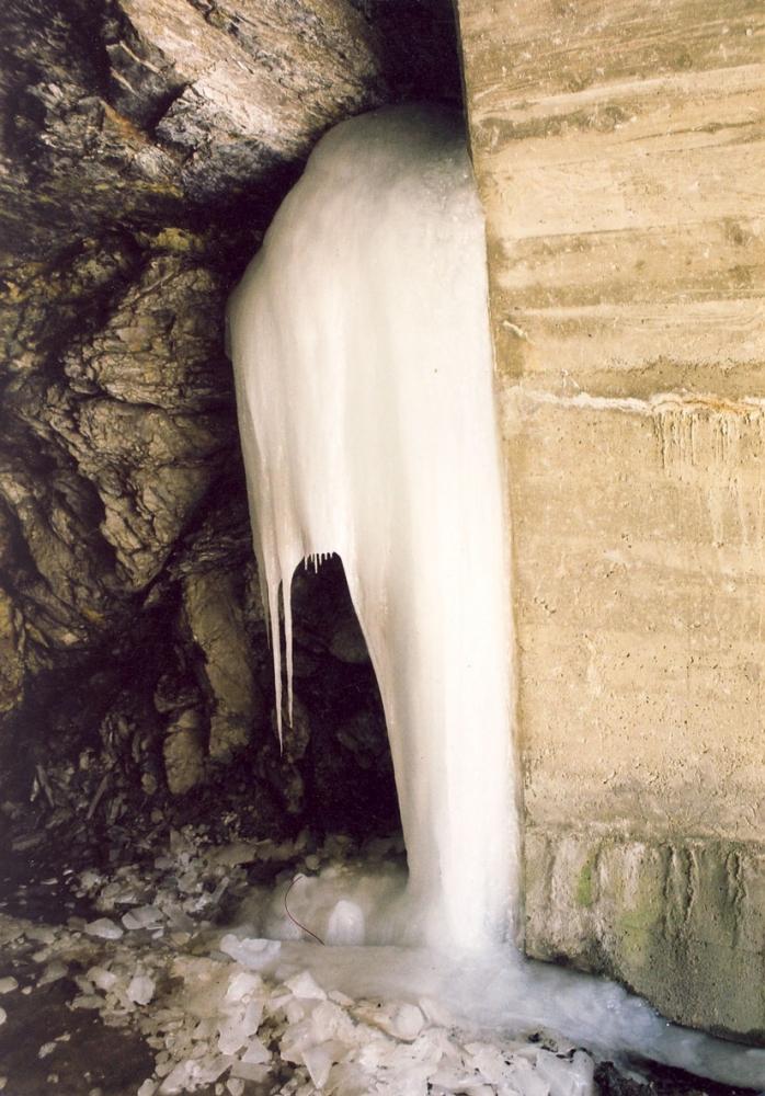 La Mèche glacée - 2005