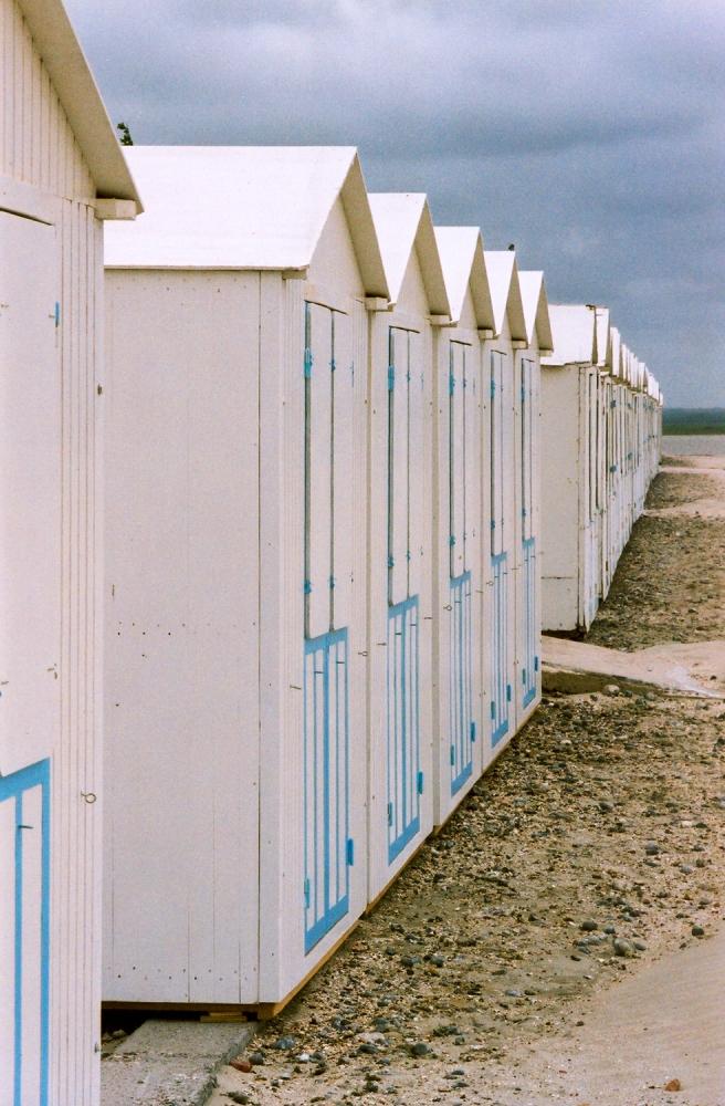 Muraille blanche - 2000