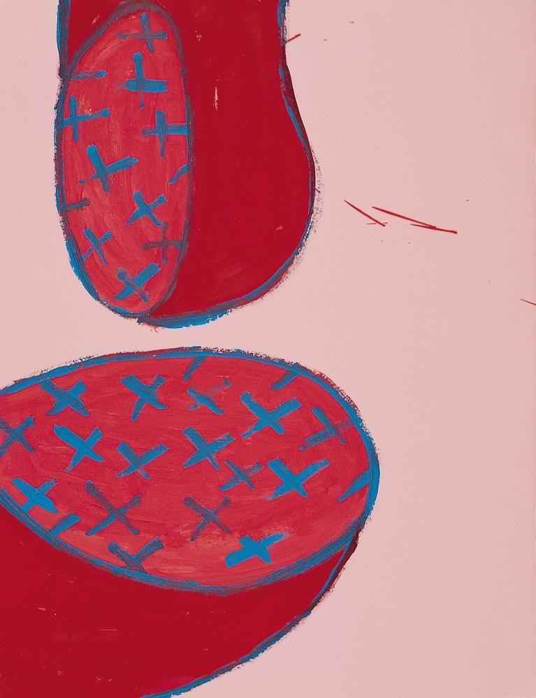 Sans titre (couleurs) - 1985, constructions anormales, 2007