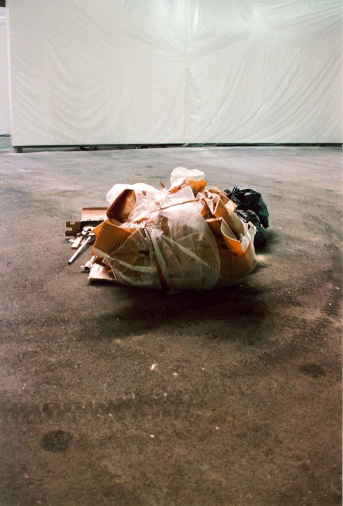 Sculpture invraisemblable - 2011