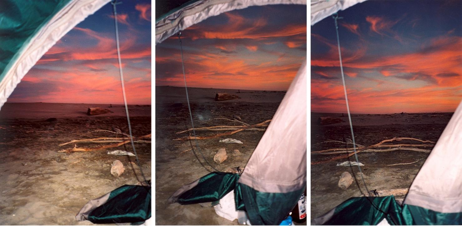 Morceaux d'horizon - 1996