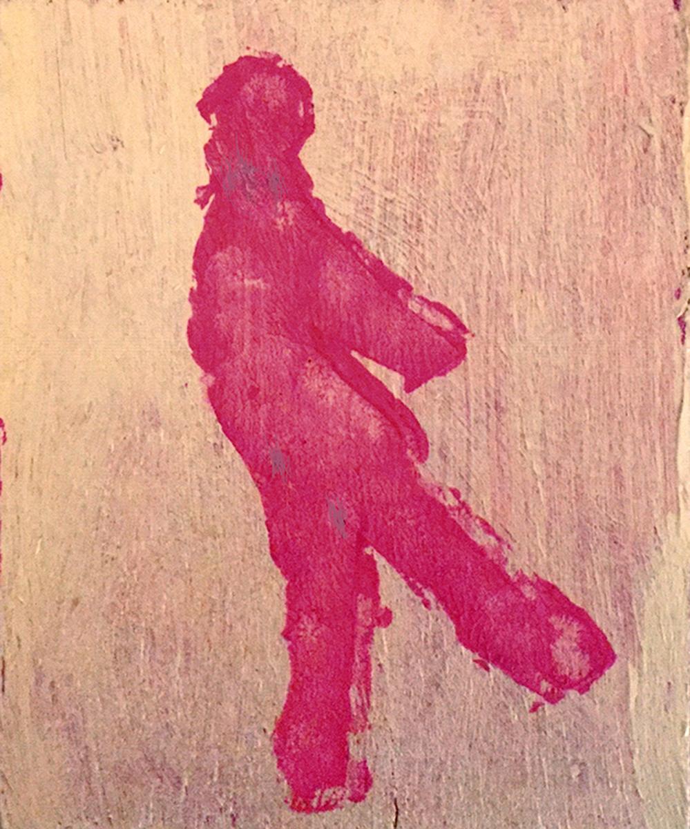 empreinte-dun-homme-rouge